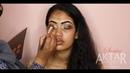 Сила макияжа .Макияж в индийском стиле,НЕВЕРОЯТНО