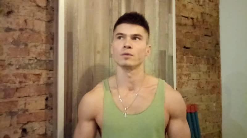 Павел Смолин - откуда ты в фитнесе