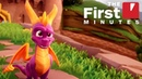 Spyro Reignited Trilogy The 14 First Minutes of Spyro The Dragon