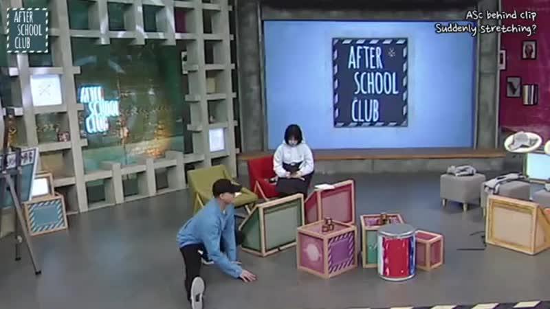 [INSTAGRAM] 190122 Официальный аккаунт After School Club