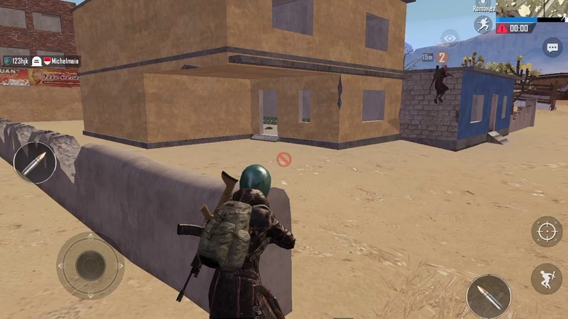 В ТОП 1 под палящим солнцем пустыни. PlayerUnknown's Battlegrounds