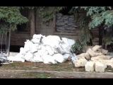 Донецк: Взорвано СБУ в Торезе (РПГ Муха)