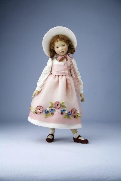Куклы из фетра и войлока американской кукольницы Maggie Iacono WPZs6rvSUWQ