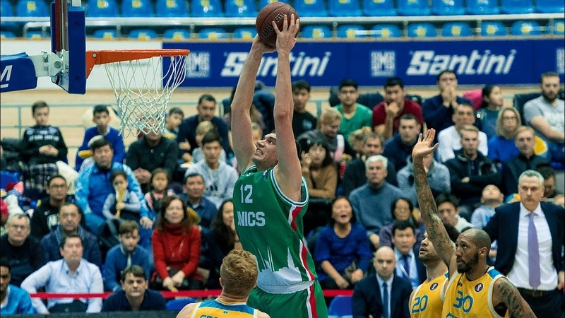 VTBUnitedLeague • Astana vs UNICS Highlights Jan 12, 2019