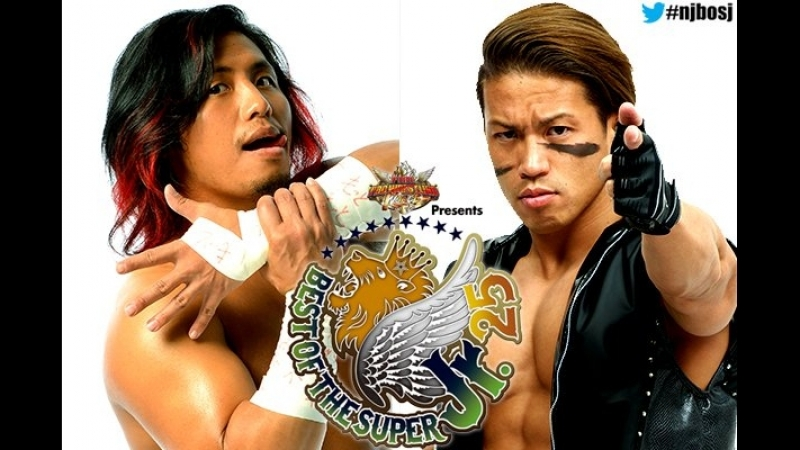 NJPW Best Of The Super Junior XXV Final- Taiji Ishimori vs Hiromu Takahashi