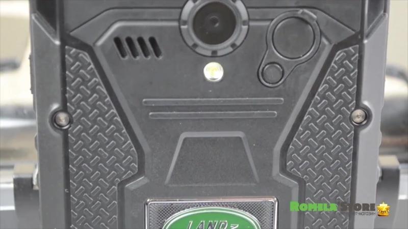 Обзор телефона Land Rover X8