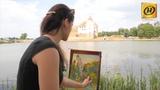 Цикл рассказов о молодых белорусских звездах художница Мария Кошелева