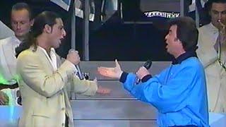 Fiorello Little Tony - Riderà Tutti Frutti Cuore matto - Fiorello Show (1995)