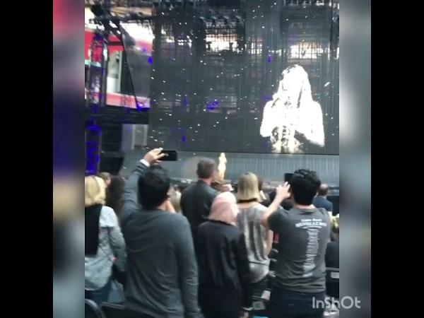 1 2 3 LET'S GO BITCH!! Taylor Swift -Delicate LONG FULL VERSION Reputation Stadium Tour 3 minutes