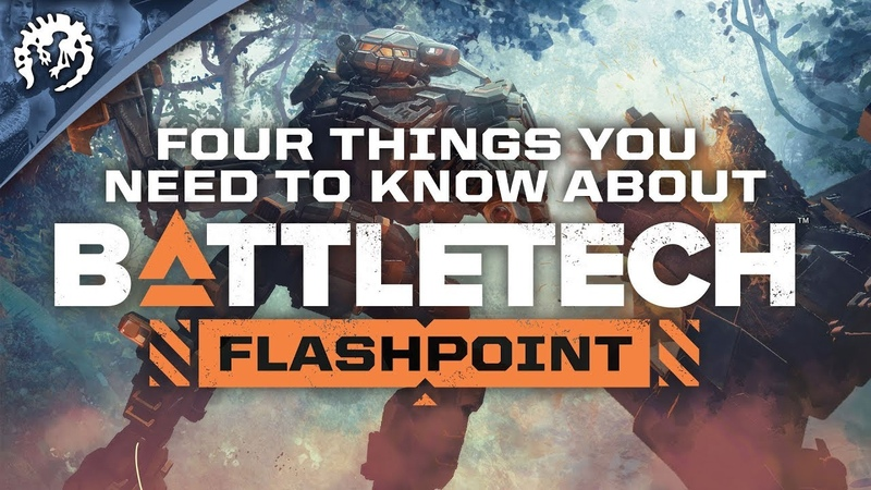 Four Things You Need to Know about BATTLETECH Flashpoint