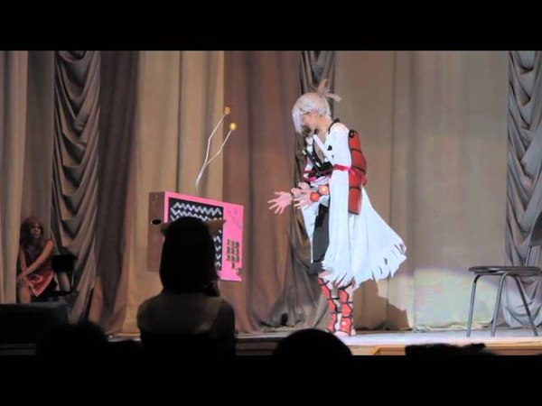 Ichiharu 2012 косплей
