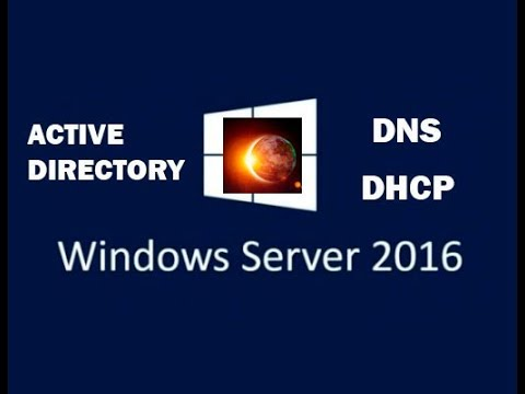 Второй контроллер домена - Windows Server 2016