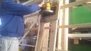Fai da te Sezionatrice verticale in legno. Panelsaw