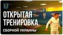 Открытая тренировка СБОРНОЙ УКРАИНЫ | Коноплянка vs Зинченко