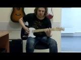 Sergey Pavloff (N.R.G.) - Deathklok &amp Crauser (Squier Telecaster)