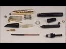 Disassembled Parker 51 Double Jewel Vacumatic Fountain Pen