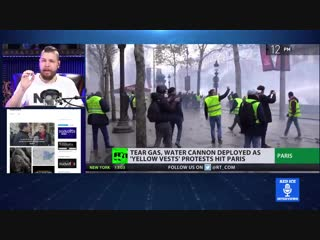 The Unspoken Reason Behind The Yellow Vests Protest - Timothé Vorgenss
