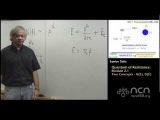 nanoHUB-U Fundamentals of Nanoelectronics I M2.1 Quantum of Resistance - Two Concepts, N(E), D(E)