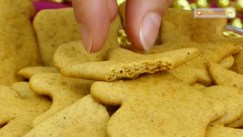 """Незамысловатое имбирное печенье с корицей станет вашим фирменным"""" десертом"""