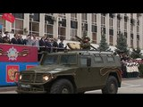 Венки и «Искандеры»: Краснодар отметил День Победы