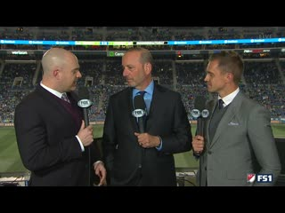 MLS 2019 / Высшая лига футбола / Сиэтл Саундерс – Цинциннати