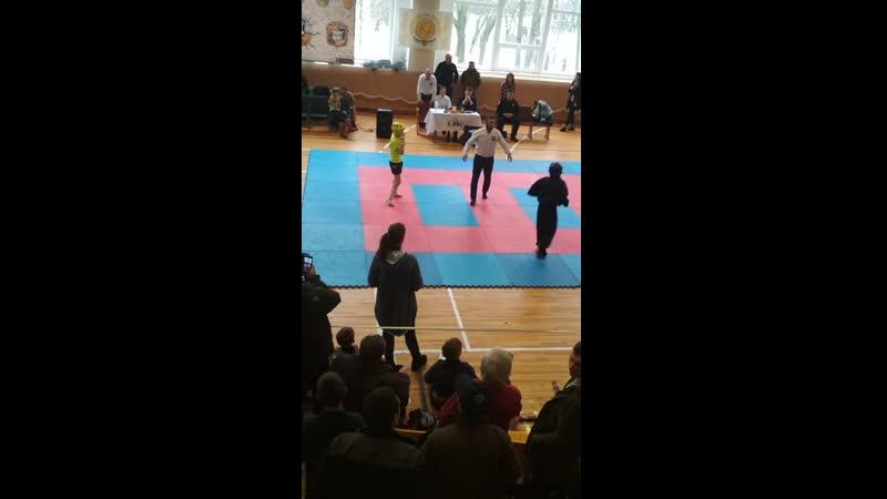Турнір з Хортингу,, Сила і Честь,, (2-місце)🇺🇦