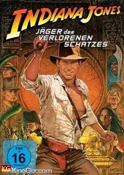 Indiana Jones - Jäger des verlorenen Schatzes (1981)