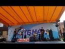 Группа ПРОДОЛЖЕНИЕ СЛЕДУЕТ(г.Кимры) кусочек выступления в Дубне в день города 28.07.18.И начинается рок-н-ролл..