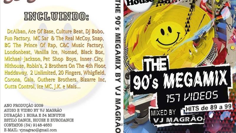 The 90's Megamix by Magrão