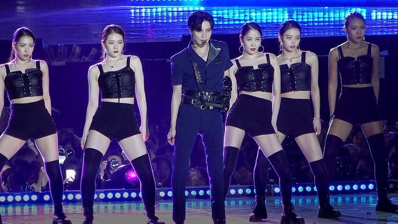190518 태민(Tae-min) full version (wantmove) 25th Dream concert 4K Fancam ~ by무명