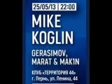WINSTON XS &amp DJ GERASIMOV - PROMO MIX 2k13