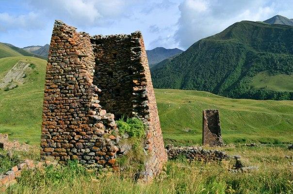 осетинские башни