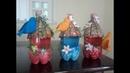 200 Ideias Incríveis para Usar e Reciclar Garrafas Pet em Casa - Parte 3/8