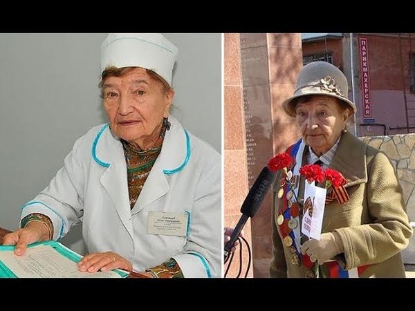 В Перми работает 94 летняя гинеколог которая уже 72 года помогает рождаться детям