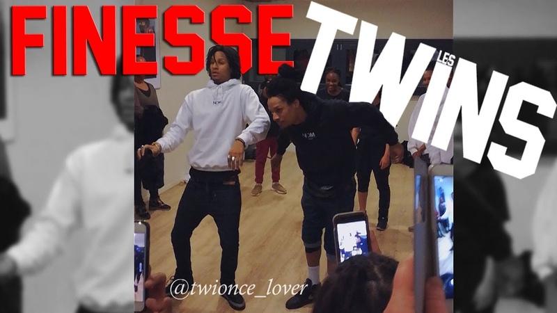 Les Twins || Dancing to Finesse (Remix) || Criminalz Week 2018