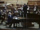 Кирилл Кондрашин и Святослав Рихтер Концерт для фортепиано с оркестром № 18 Моцарта.