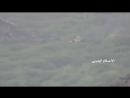 Хуситы из ПТРК подбили саудовский Oshkosh M ATV в провинции Джизан