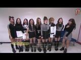 171113 TWICE - Inkigayo Unpublished Video (Likey) [русс.саб]