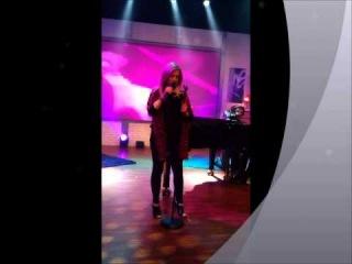 Lara Fabian - Deux ils, deux elles (Bienvenue Chez Cauet) Répétition /02-04-2013/