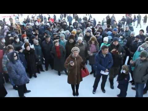 Видеообращение Президенту РФ В.В.Путину от граждан г.Сибай по экологической катастрофе