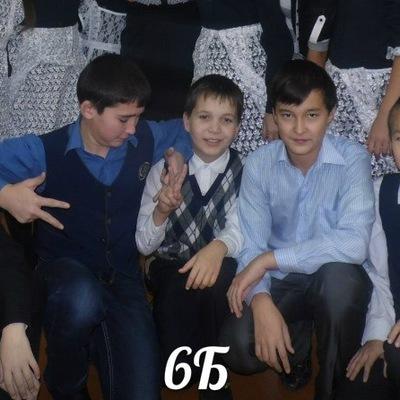 Данис Ганиев, 18 декабря , Уфа, id127640043