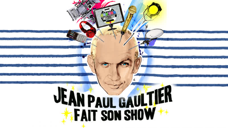 Jean Paul Gaultier Fait Son Show (French TV Special, France 2) (2018)