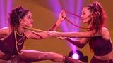 ТАНЦЫ: Юви и Саша Смирнова (Balkan Beat Box - Hermetico) (сезон 5, выпуск 18)