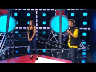 Comedy Баттл - Иван Светлаков и Янка (2 тур, сезон 1, выпуск 26, эфир 15.11.2013)