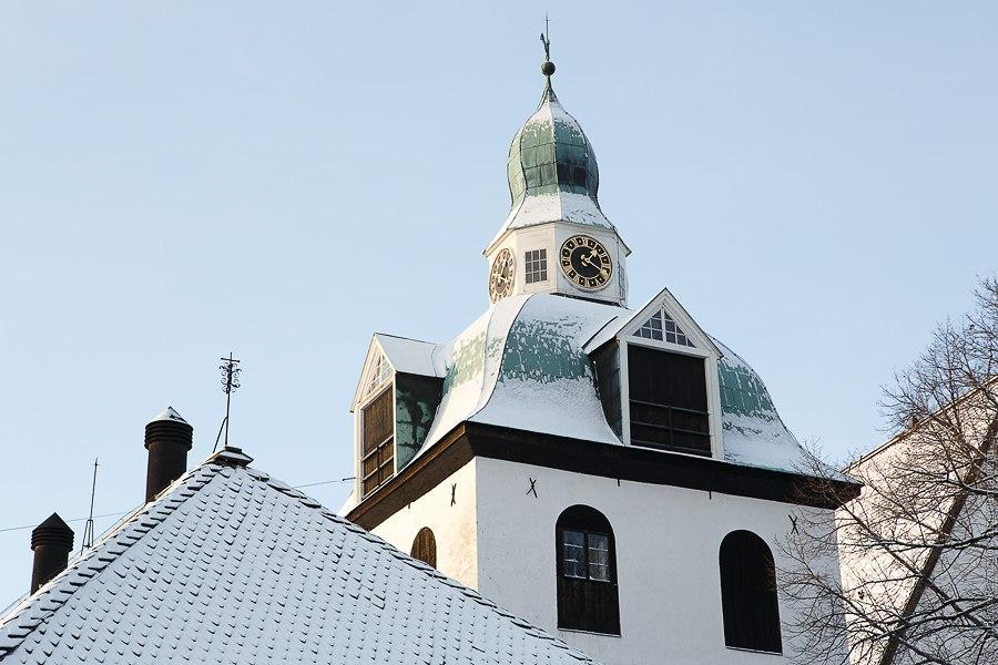 Финляндия Порвоо достопримечательности Borga Porvoo Suomi