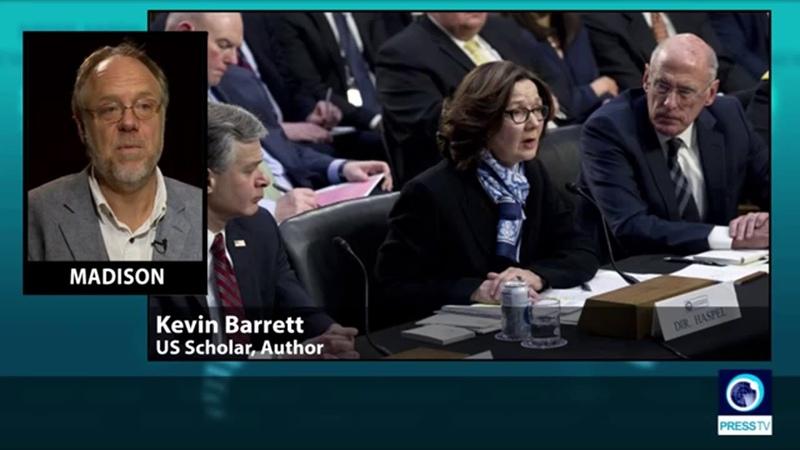 CIA Chief Is Disgusting Murderous Criminal Ft Kevin Barrett on PressTV