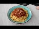 Yuliya_Small: Спагетти БОЛОНЬЕЗЕ ☆ Итальянская КУХНЯ ☆ Bolognese ricetta