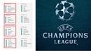 Футбол. Лига Чемпионов. 6 тур. Группа A. B. C. D. Результаты. Таблицы.