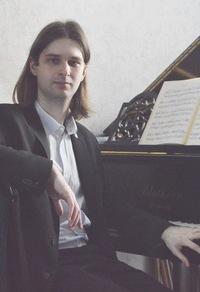 Фортепианный вечер Александра Калинина