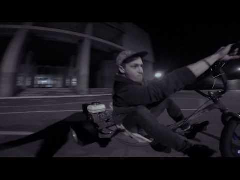 Drift trike (Дрифт Трайк) ночные гонки. порвана цепь